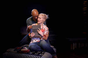 'Sex with Strangers' Sizzles on Stage