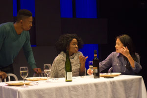 Kitchen Theatre opens new season with 'Smart People'