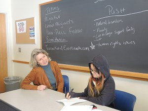 Cultural anthropology in the college classroom