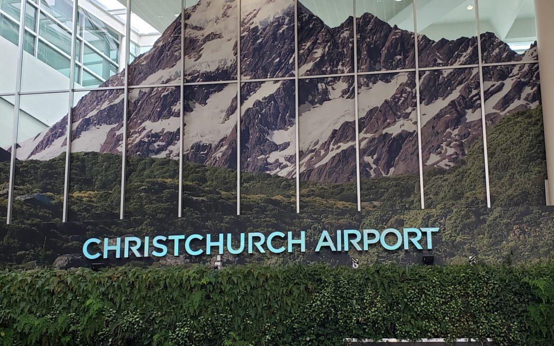 Heading South to Aoraki/Mount Cook