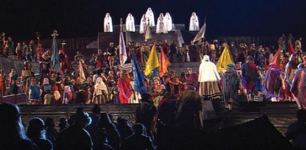 75 Years and Going Strong – Palmyra's Hill Cumorah Pageant