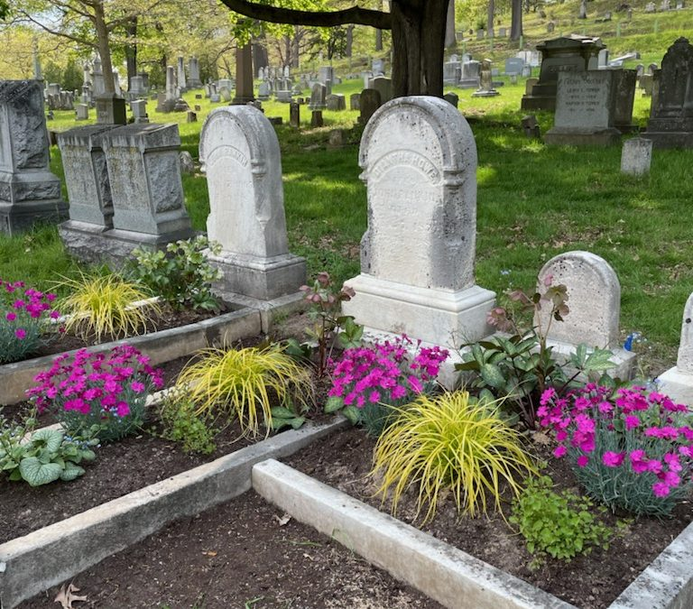Mount Hope Cemetery-something for everyone