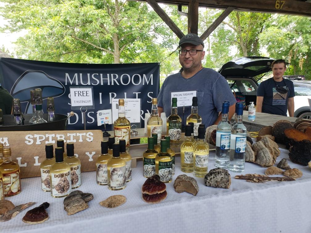 Mushroom Spirit Distillery