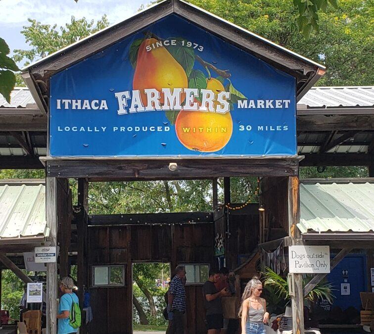 Ithaca Artist Market