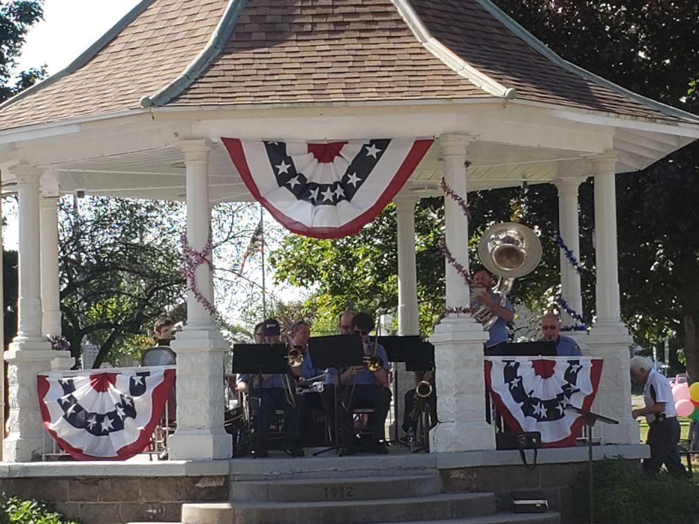 Saxon Band, Clyde