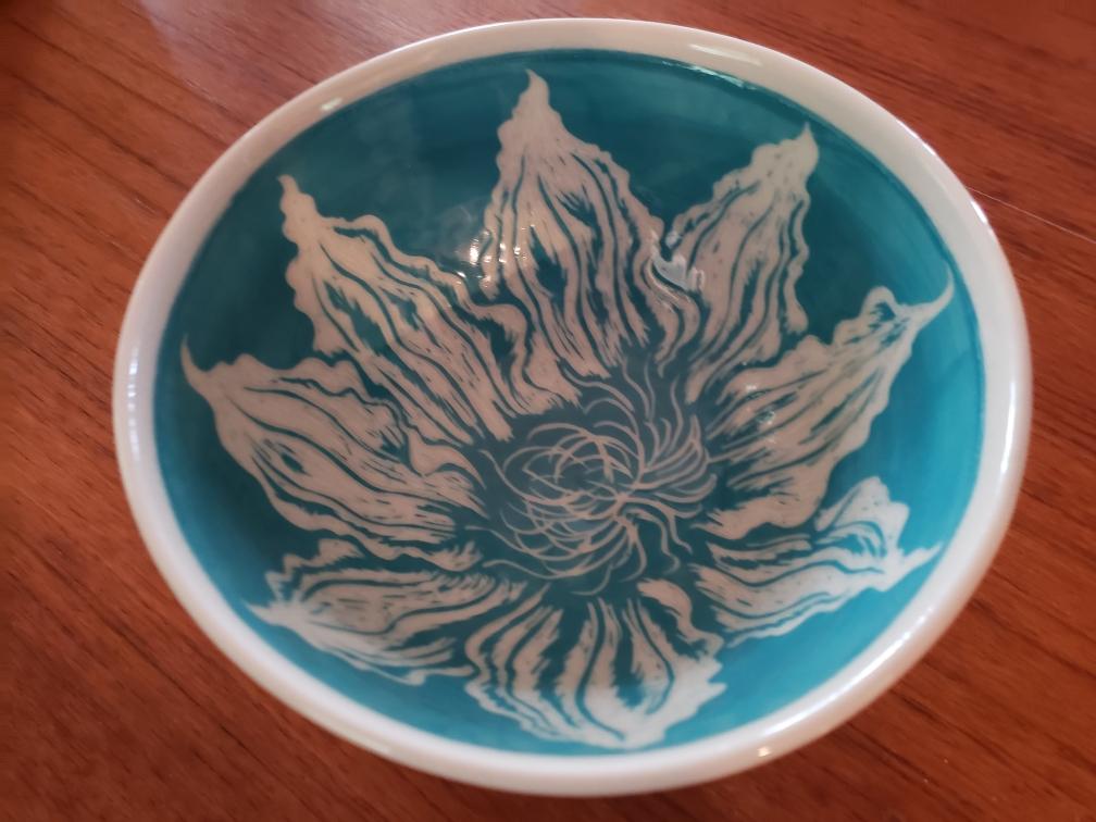 Sharon Nelson pottery