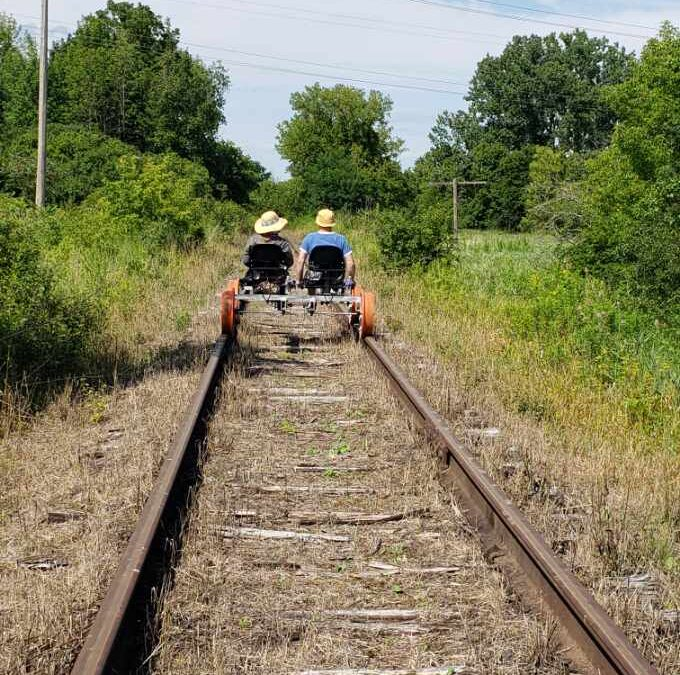 Rail Riders-Something New to Try in Penn Yan